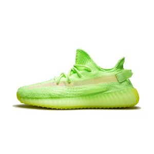 Adidas Yeezy Boost 350 V2 Shoes Glow in the Dark on Sale
