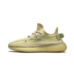 Adidas Yeezy Boost 350 V2 Shoes Flax on Sale
