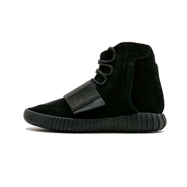 Adidas Yeezy Boost 750 Shoes Triple Black on Sale