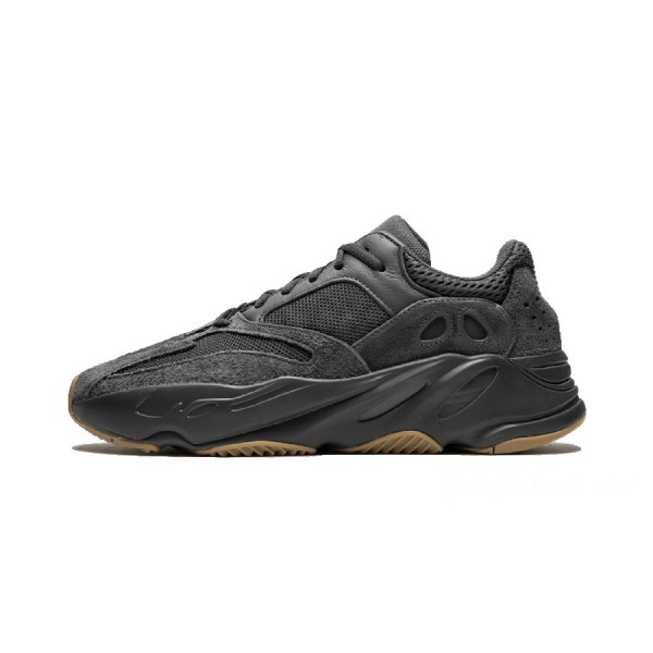 Adidas Yeezy Boost 700 Shoes Utility Black on Sale