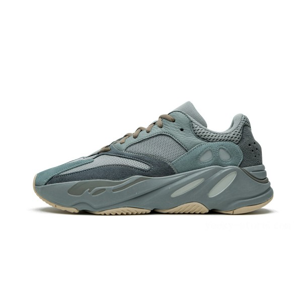 Adidas Yeezy Boost 700 Shoes Teal Blue on Sale