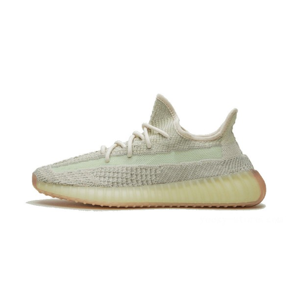 Adidas Yeezy Boost 350 V2 Shoes Citrin on Sale